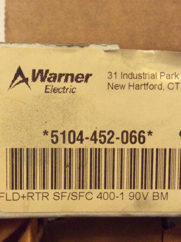 NIB Warner Electric Photoscanner      MCS-165
