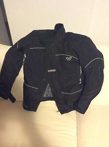 ** Motorbike Jacket - M - used once ** Ormond Glen Eira Area Preview