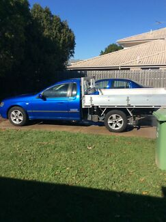 Man and a ute for hire