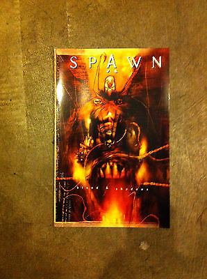 Spawn Blood & Shadows Annual #1 / TPB  (1st printing)
