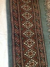 Persian runner rug carpet stunning super fine wool hand knotted Auburn Auburn Area Preview