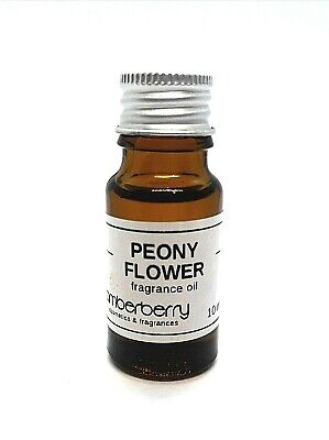 PEONY FLOWER Fragrance Oil 10 ml - Best Quality for soap,candles,bath