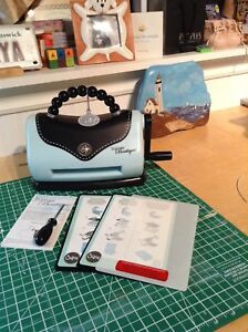 Embossing machine - Sizzix Texture Boutique