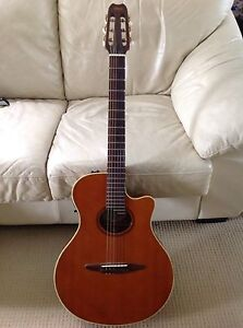 Yamaha APX 6NA electric classical guitar Burpengary Caboolture Area Preview