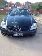 2005 Mercedes slk 350 Deer Park Brimbank Area Preview
