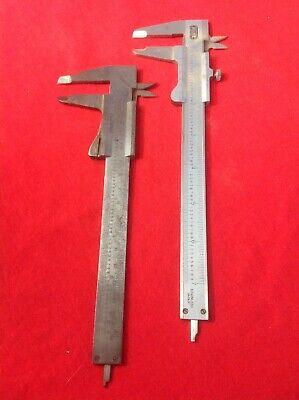 Glogau Company Inc Calipers Chicago 26 Jil Made In Germany Helek Calipers