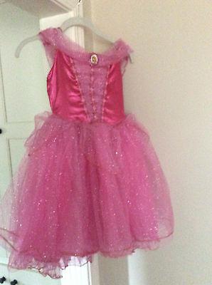 Disney Princess Aurora Sleeping Beauty Costume Dress 7-8 Costco - Costco Costumes