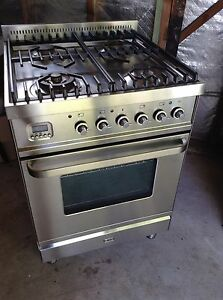 Ilve titanium series 60 cm stainless oven North Narrabeen Pittwater Area Preview