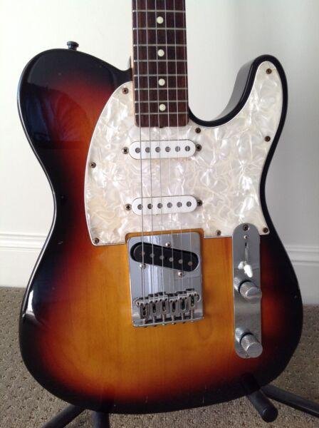 Fender Telecaster (MIJ) - RARE
