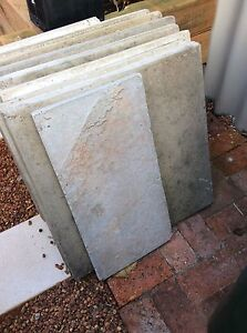 Square cement slabs x 9 Padbury Joondalup Area Preview
