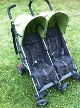 Babylove Odyssey Twin Stroller Pram Dural Hornsby Area Preview