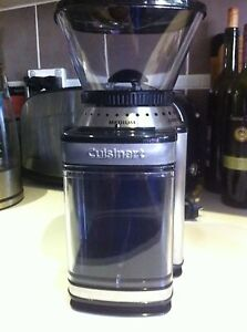 Cuisinart DBM8 Coffee Burr Mill Grinder in Superb Condition Lane Cove West Lane Cove Area Preview