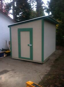 garden/utility/tack/workshop/storage shed