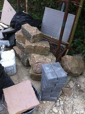 Granite Blocks Large (10)