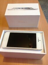 Iphone 5 White 16 GB unlocked immaculate condition Dandenong Greater Dandenong Preview