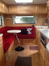 2009Fusion caravan and annexe Baxter Mornington Peninsula Preview