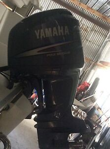 Yamaha outboard Warragul Baw Baw Area Preview