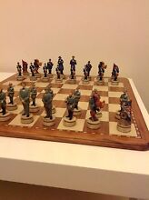Chess Set - American Civil War Theme Yorketown Yorke Peninsula Preview