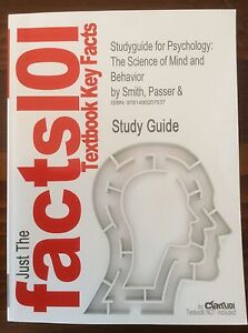 The science of mind and behaviour study guide Para Hills Salisbury Area Preview