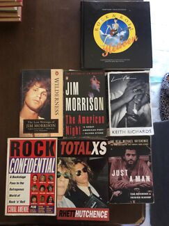 Rock Stars Small Book Collection
