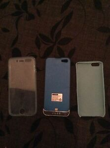 iPhone 6 sand proof case blue 2 iPhone 5 cause one charges your phone Birmingham Gardens Newcastle Area Preview