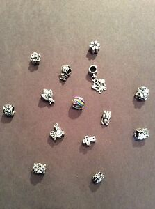 Pandora Compatible Charms-Easter/Mother's Day/Birthstone