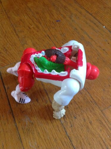 """Vintage 1988 Real Ghostbusters Kenner 6"""" Tombstone Tackle Football Ghost Figure"""