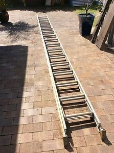 Aluminium Extension ladder Willetton Canning Area Preview