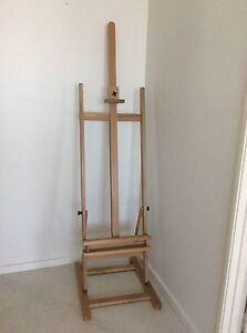 Wooden Artists Easel - unused, as new Singleton Rockingham Area Preview
