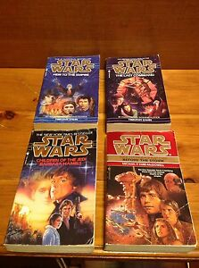 Star Wars Books Bestseller Windsor Region Ontario image 1