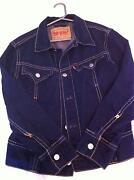 Mens Vintage Levi Denim Jacket