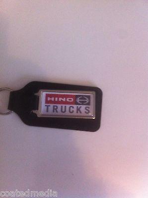 Hino Trucks Key Ring