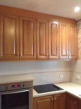 Alby Turner & Son Oak Kitchen including appliances Rostrevor Campbelltown Area Preview