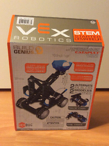 Hex Bug Vex Robotics Catapult Launcher Construction Set