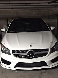 MERCEDES CLA 250 AMG PACKAGE
