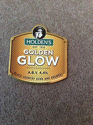 Holdens Golden Glow Pump Clip Badge