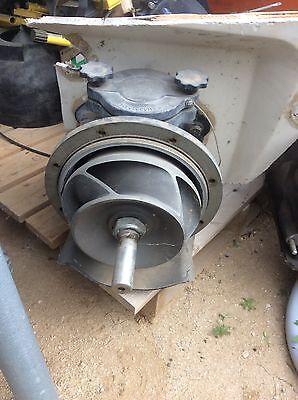 Rare Jacuzzi  Piranha  Jet Boat Jet Pump
