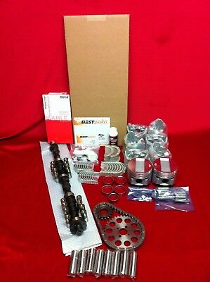 Olds 303 Master engine kit late 1950 51 52 53 pistons rings gaskets bearings cam, used for sale  Shipping to Canada