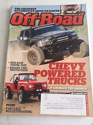 Off-Road Magazine Chevy Powered Ram Diesel 1500 March 2014 032317NONRH