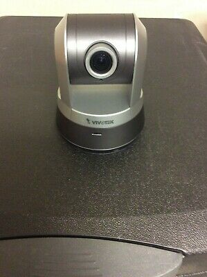 Vivotek Indoor 2.6x Zoom Dual Streams Network Camera Pz7131
