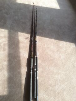 Fishing rods Sunbury Hume Area Preview