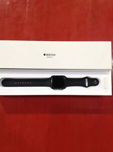 Apple Watch Série 3 42mm space grey