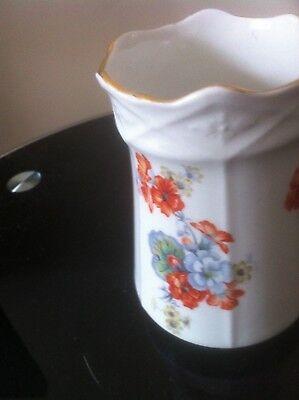 Burleigh Ware China Vase.