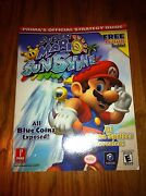 Super Mario Sunshine Strategy Guide
