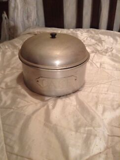 Antique bread tin Ascot Park Marion Area Preview