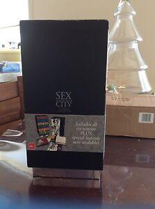 Sex & The City complete 6 season ultimate boxed DVD set Summerhill Launceston Area Preview