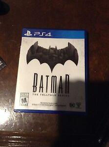 Batman:telltale game