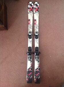 SKIS, BOOTS, AND POLES!