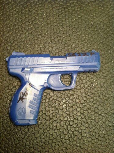 Rings Blue Gun Ruger SR 22