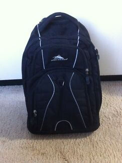 HIGH SIERRA WHEELED BACKPACK Como South Perth Area Preview